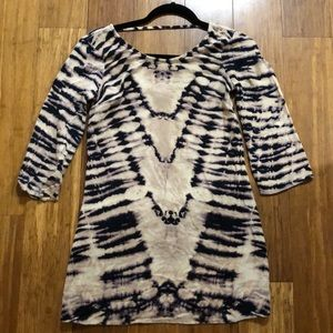 Billabong snakeskin dress